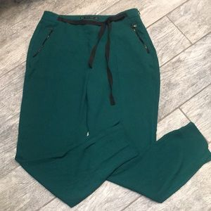 Zara Basic dress pants made in Morocco
